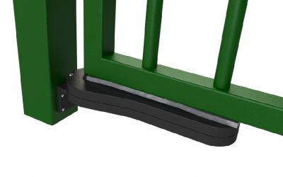 The All-New Bolt-on Hydraulic Gate Closer