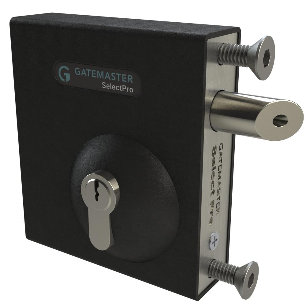Bolt On Long Throw Keylatch Gatemaster Locks