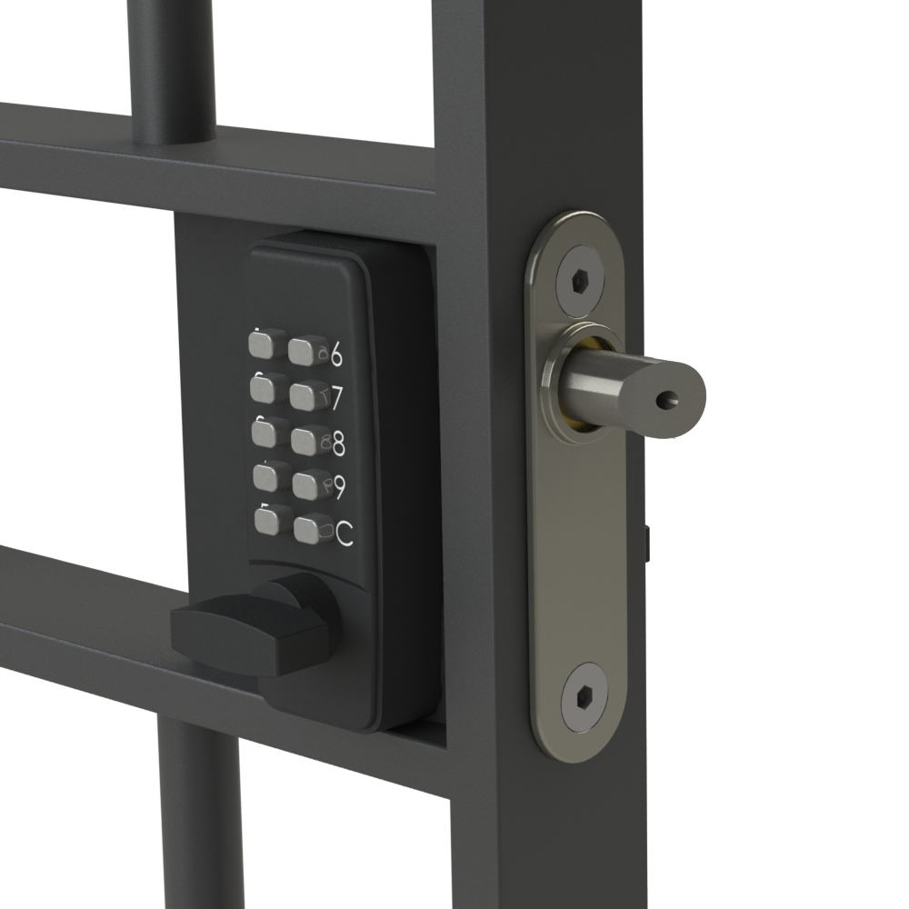 Digital Gate Lock Gatemaster Locks