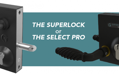 Choose the Right Gate Lock: Superlock or Select Pro?