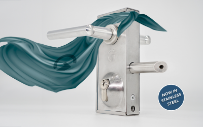The Superlock – Now a Stainless Steel Lock!